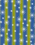 De Achtergronden van de Sneeuwvlok van Kerstmis Royalty-vrije Stock Fotografie