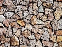 De achtergronden van de steen Royalty-vrije Stock Afbeeldingen