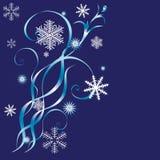 De achtergronden van de winter. Royalty-vrije Stock Afbeelding