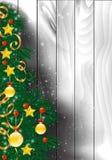 De achtergronden van Kerstmis royalty-vrije illustratie