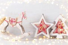 De achtergronden van Kerstmis Kerstmiskalender, 24 december op gr. royalty-vrije stock afbeelding