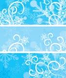De achtergronden van Kerstmis, vector Stock Foto