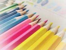 De Achtergronden van de kleur Stock Afbeelding