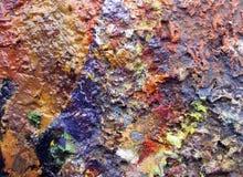 De achtergronden van kleuren Stock Foto