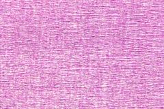 De achtergrondtextuur van gerimpelde sering drapeert document Royalty-vrije Stock Afbeelding