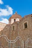 De achtermening van Santa Maria Royalty-vrije Stock Afbeelding