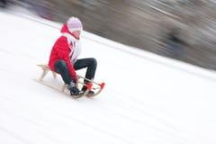 De activiteit van de winter Stock Afbeeldingen