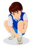 De Activiteit van het kind Stock Foto's