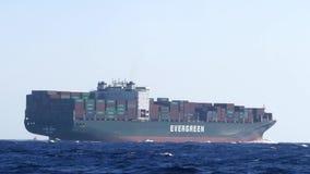 De activiteiten van de haven in Hamburg stock video
