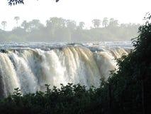 De ademhaling van waterval in Zuid-Afrika royalty-vrije stock foto's