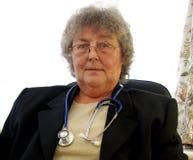 De adviseur van het ziekenhuis royalty-vrije stock afbeeldingen
