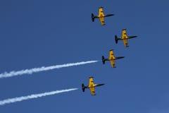 De aerobatic groep Russ Royalty-vrije Stock Fotografie