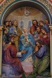 De afdaling van de Heilige Geest Royalty-vrije Stock Foto