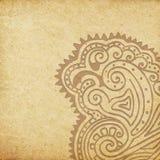 De Afrikaanse Achtergrond van Grunge Stock Afbeeldingen