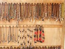 De Afrikaanse Vertoning van Juwelen Royalty-vrije Stock Foto's