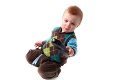 De afstandsbediening van de baby Stock Foto