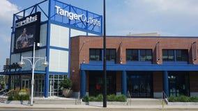 De Afzet van Tanger de Gang in Atlantic City, New Jersey stock foto's