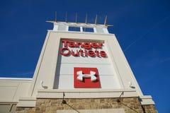 De Afzetwandelgalerij van Tanger in Southaven, de Mississippi Royalty-vrije Stock Foto