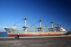 De agent van het schip Royalty-vrije Stock Foto