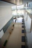 18 de agosto de 2015 - Dallas, Tejas, los E.E.U.U. Interior del nuevo addit Imagenes de archivo