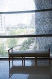 18 de agosto de 2015 - Dallas, Tejas, los E.E.U.U. Interior del nuevo addit Foto de archivo libre de regalías