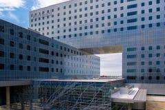 19 de agosto de 2015 - Dallas, Tejas, los E.E.U.U. La nueva adición a Parkl Imágenes de archivo libres de regalías