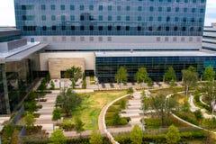 19 de agosto de 2015 - Dallas, Tejas, los E.E.U.U. La nueva adición a Parkl Imagen de archivo