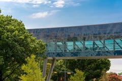 19 de agosto de 2015 - Dallas, Tejas, los E.E.U.U. La nueva adición a Parkl Fotos de archivo libres de regalías