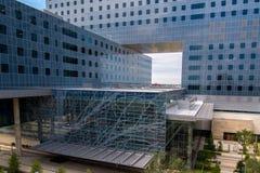 19 de agosto de 2015 - Dallas, Texas, EUA A adição nova a Parkl Foto de Stock Royalty Free
