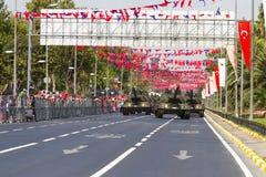 30 de agosto turco Victory Day Fotos de archivo libres de regalías