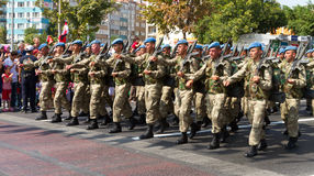 30 de agosto turco Victory Day Imagen de archivo libre de regalías