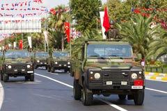 30 de agosto turco Victory Day Foto de Stock Royalty Free