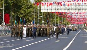 30 de agosto turco Victory Day Fotografia de Stock Royalty Free