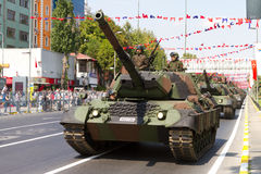 30 de agosto turco Victory Day Foto de archivo libre de regalías