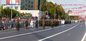 30 de agosto turco Victory Day Fotos de Stock Royalty Free