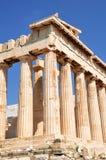 De akropolis Royalty-vrije Stock Foto