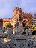 De Albertis Castelo Imagem de Stock Royalty Free