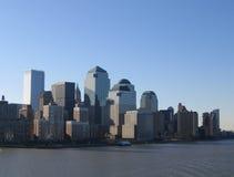 De Algemene Mening van Manhattan van de Stad van New York Royalty-vrije Stock Fotografie