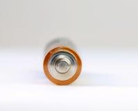 De alkalische batterij van aa Stock Fotografie