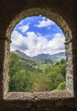 De Alpen van Apuan Stock Foto's