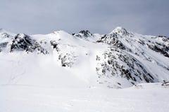 De Alpen van Oostenrijk Royalty-vrije Stock Foto