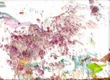 De alta calidad Pintura abstracta moderna de la tinta del alcohol, arte contemporáneo de los detalles fotos de archivo