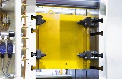 de alta presión a presión la máquina de fundición Imagen de archivo