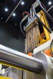 de alta presión a presión la máquina de fundición Fotografía de archivo