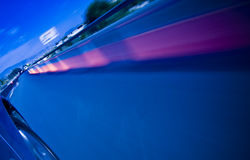 De alta velocidade Fotografia de Stock