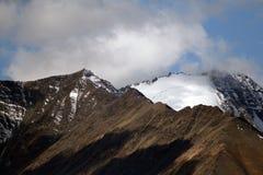 De Altai glaciärerna Royaltyfri Foto