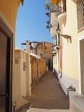De Amalfi Kust Royalty-vrije Stock Fotografie