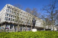 De Ambassade van de V.S. in Londen Stock Afbeelding