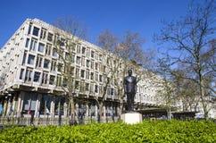 De Ambassade van de V.S. in Londen Royalty-vrije Stock Afbeeldingen