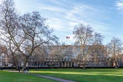 De Ambassade van de V.S. in Londen royalty-vrije stock foto's